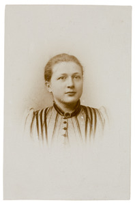 Portret van Margaretha Catharina Donkersloot (1876-1929)