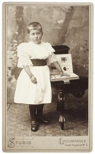 Portret van Klaasje Reitsma (1894-...)