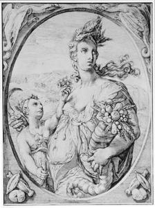 Ceres en Proserpina