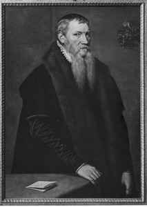 Portret van Nicolas Perrenot de Granvelle