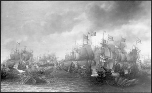 Vierdaagse Zeeslag, juni 1666