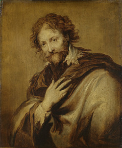 Portret van Peter Paul Rubens (1577-1640)