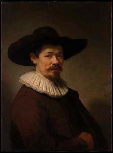 Portret van Herman Doomer