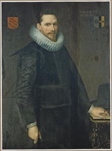 Portret van Adriaan de Kies van Wissen (1582-1664)