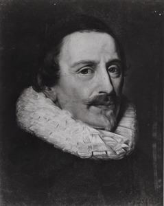 Portret van Jacobus Johannes Batelier (1593-1672)