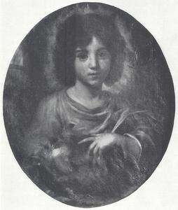 Het Christuskind met wereldbol