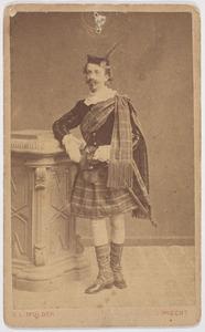 Portret van Joost Christiaan Schuller tot Peursum (1853-1886)