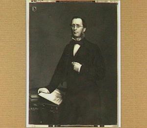 Portret van  jonkheer Paulus Anne van Beresteyn (1824-1908)
