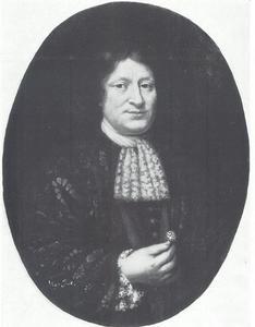Portret van de juwelenhandelaar Joel Liebmann