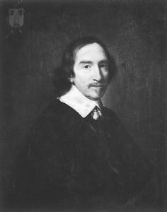 Portret van David de Wilhem (1587-1658)