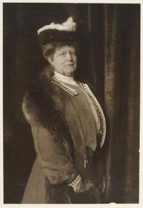 Portret van Caroline Henriette van Rappard (1855-1907)