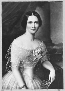 Portret van Johanna Jacoba Borski (1828-1912)
