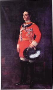 Portret van Ernst Hendrik van Loon (1863-1944)