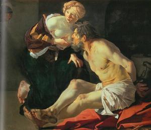 Caritas Romana: Cimon en Pero