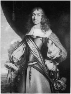 Portret van een man, mogelijk Rijcklof van Goens (1619-1682)