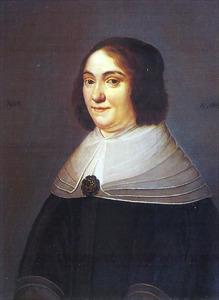 Portret van Maria van Reigersberg (1589-1653)