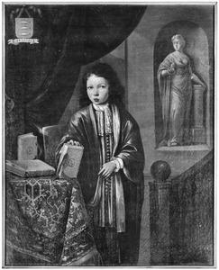 Portret van Isaac Schull (1684-1760)
