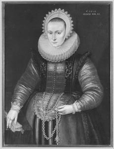 Portret van Suzanna Dorre (1591-?)