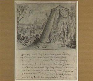 De Penaten verschijnen Aeneas in zijn droom (Vergilius, Aeneis III, 147 e.v.)