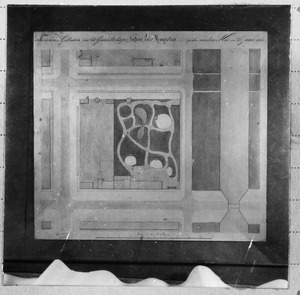 Artis plattegrond 1838