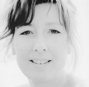 Portret van Ariane Schluter (1966-)