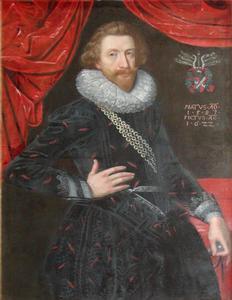 Portret van Palle Rosenkrantz van Krenkerup (1587-1642)