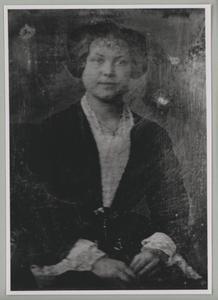 Portret van Johanna Susanna Nancy Rose (1834-1854)