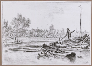 Rijndijk bij Utrecht (?)