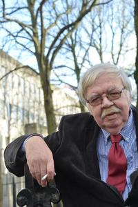 Portret van Bert Jansma (1946-)