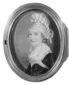 Portret van Abraham van Rijckevorsel (1745-1815)