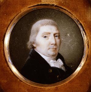 Portret van Josephus Henricus Minderop ( -1833)