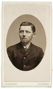 Portret van Ymke Johannes Swierstra (1852-1935)