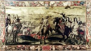 De inname van Christianstadt, 15 augustus 1676