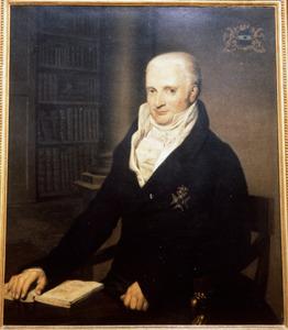Portret van Hendrik Collot d'Escury (1773-1845)