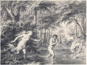 Salmacis en Hermaphroditus (Metamorfosen 4:285-388)