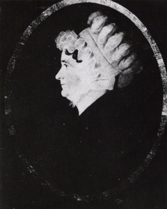 Portret van Johanna van der Pot (1765-1845)