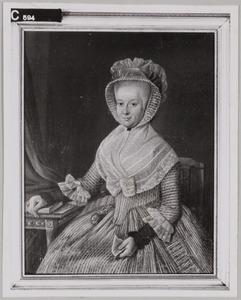 Portret van Hermanna Elisabeth Berchuys (1754-..)