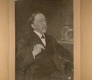 Portret van Hendrik Gerard van de Sande Bakhuyzen (1838-1923)
