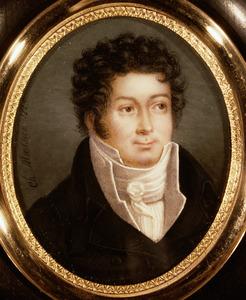 Portret van Charles Gustave de Hoorstman