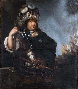 Portret van Karl X Gustav van Zweden (1622-1660)