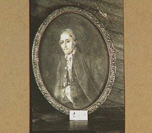 Portret van I. of J. Wesenhagen (1743-1803)