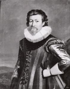 Portret van Feye van Heemstra (1605-1636)