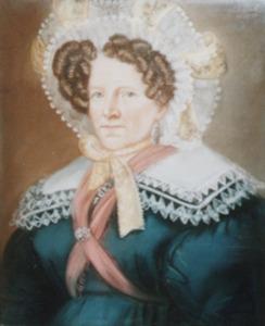 Portret van Anna Elisabeth Schaepman (1765-1839)