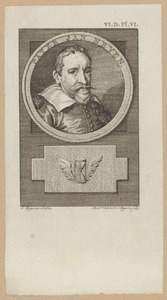 Portret van Jan Neyen (....-1612)