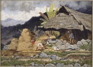 Onheilspellend weer (West-Java)