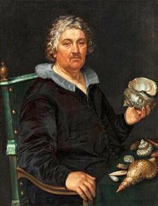 Portret van Jan Govertsz. van der Aer (?.-1612)