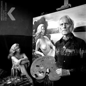 Portret van Carel Willink en zijn vrouw Sylvia