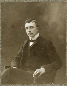 Portret van Jan Louis Doerrleben (1871-1947)
