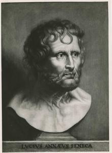 Buste van Seneca