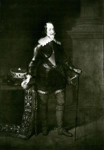 Portret van Maximiliaan I, hertog, later keurvorst van Beieren (1573-1651)